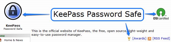 программа keepass