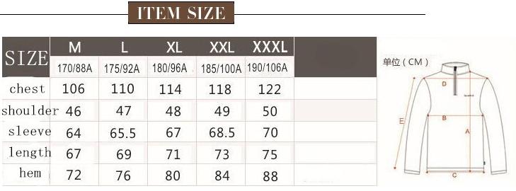 Изучение размеров одежды