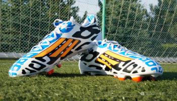 Футбольные бутсы adidas adizero F50 messi