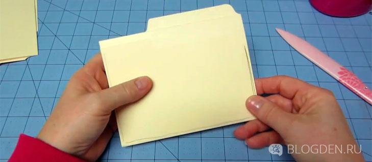 Как создать невидимую папку